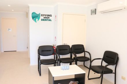 Epping High Dental - Waiting Area
